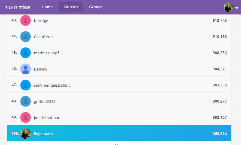 Your Language Learning Game with Memrise: Review 2018