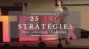 TED talks on language learning: how to become a polyglot