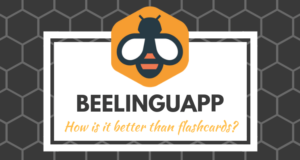 Beelinguapp can be more effective for vocabulary learning than your favorite flashcards