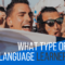 What Type of Language Learner You Are?