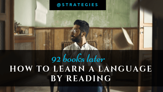 How many books do you have to read to learn a language by reading