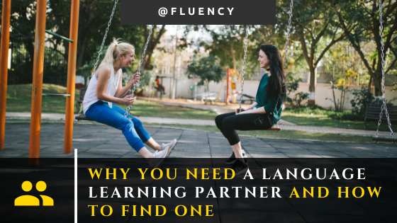 How to find a perfect language learning partner
